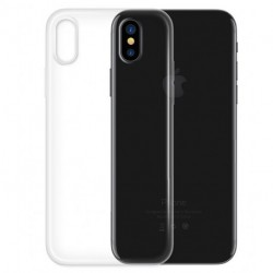 4-OK ULTRA SLIM 0.2 IPHONE X TRANSPARENT