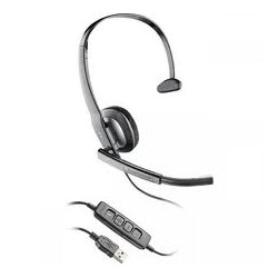 PLANTRONICS BLACKWIRE C210 USB-KUULOKE