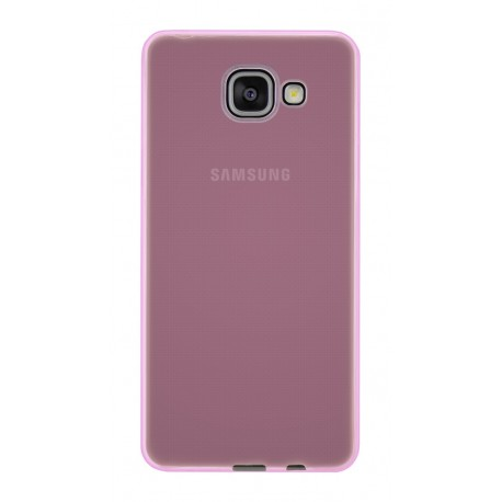 4-OK ULTRA SLIM 0.2 SAMSUNG GALAXY A5-16 ROSE KULTA